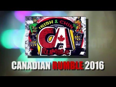CANADA RUMBLE 2016
