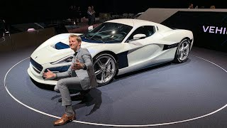 GENEVA MOTOR SHOW 2019 first look - Ferrari F8 Tributo, Peugeot 208, Mercedes CLA, Rimac...