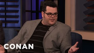 "Fans Love Josh Gad's ""Forensics"" Videos - CONAN on TBS"