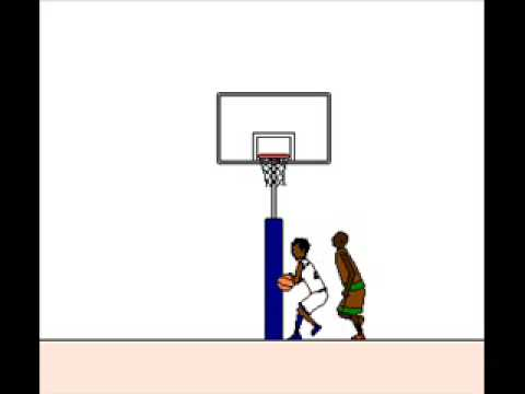 basketball cartoon 2