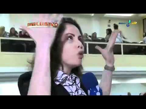 Prª Sarah Sheeva - 1º Culto das Princesas em SP - TVFama 11/11/11 Music Videos