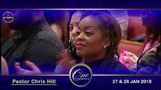 The One Conference With Uebert Angel & Pastor Chris Hill