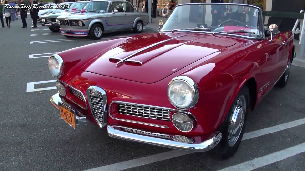 Alfa Romeo  Touring Spider