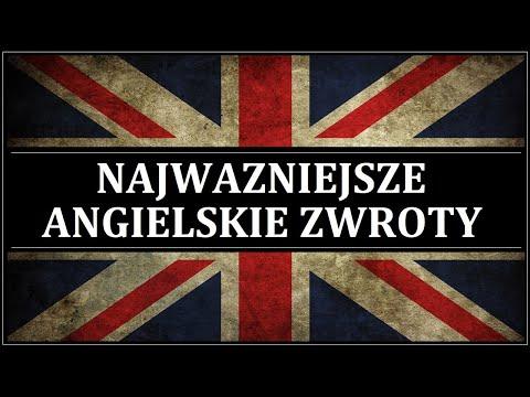 ANGIELSKI ROZMÓWKI MP3 - Szybka Nauka Angielskich Zdań I Zwrotów (Nauka Ze Słuchu)