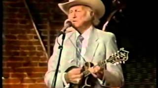 Watch Bill Monroe Stay Away From Me video