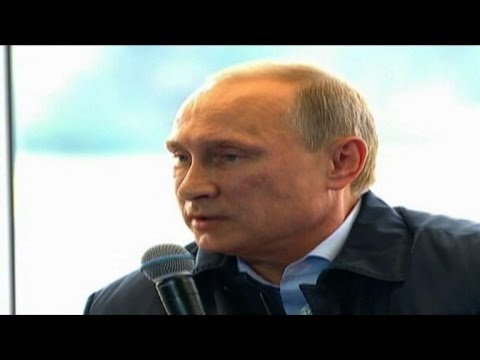 Putin says Ukraine must enter 'substantial' talks with rebels