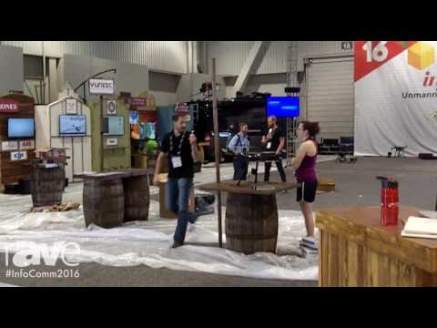 InfoComm 2016: Stampede Ready for Liftoff