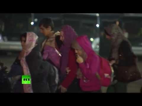 Два самолета с эвакуированными из Йемена россиянами приземлились в Подмосковье