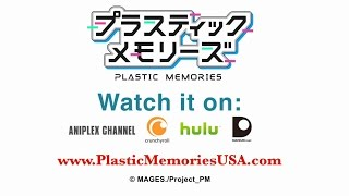 Plastic Memories Trailer