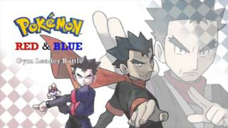 Battle! Gym Leader: Pokémon Red, Blue & Yellow [8-bit Modern Mix]