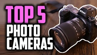 Best Cameras For Photography in 2019 | Become A Professional Photographer