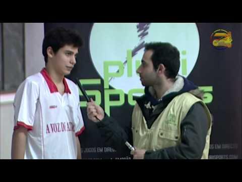 XII Torneio Carnaval APM Entrevista 2.ª Jor: AP Aveiro