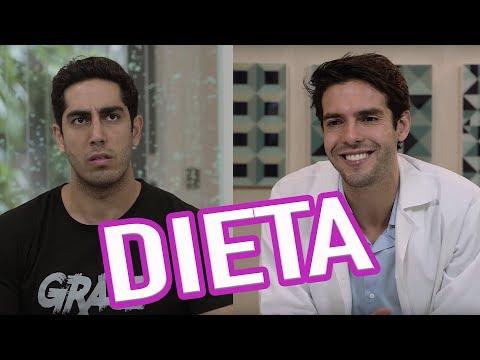 Dieta - DESCONFINADOS (Erros No Final)