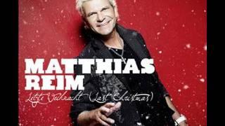 Matthias Reim Der Große Weihnachtsparty-mix