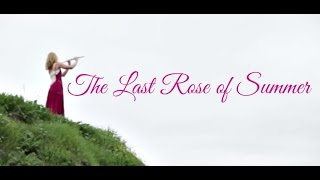 Last Rose of Summer - (cover by Bevani flute)