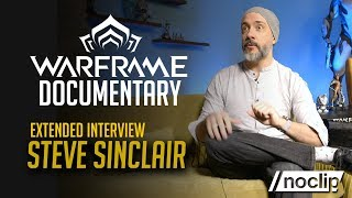 Steve Sinclair on Creating Warframe