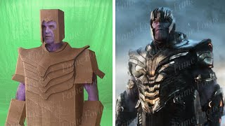 Avengers Endgame Without the VFX - Part 5 [Weta Digital VFX Breakdown]