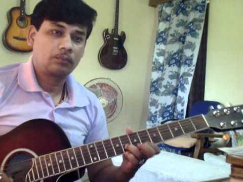 Aa chal ke tujhe on Guitar