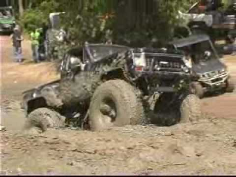 Powerline Park Mud Bogging 1. Labor Day 2008 Video