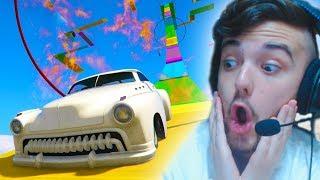 SUPER MEGA RAMPA!! - CARRERA GTA V ONLINE - GTA 5 ONLINE