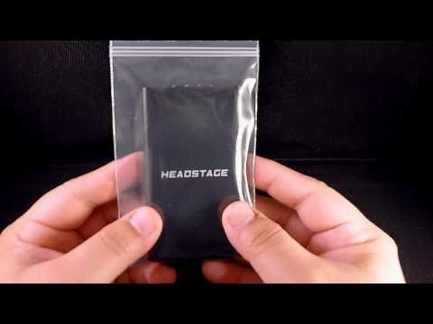 Headstage Arrow Portable Headphone Amplifier Review