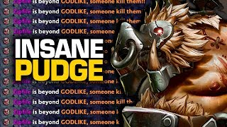 INSANE MAGNETIC HOOKS!!! Zipfile Pudge God ABSOLUTELY DESTROYED PUBS | Pudge Official