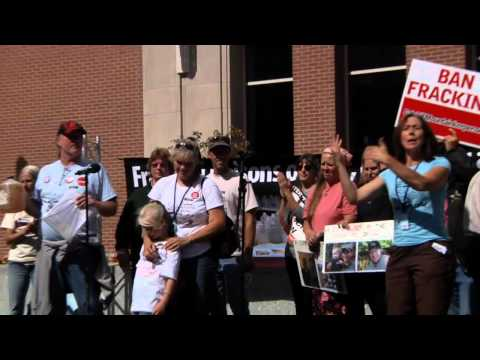 Why Shale Gas Outrage Filled Philadelphia Streets: 60 Seconds - 2012