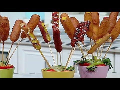 بديل الهوت دوج - اللحم والدجاج الاقتصادي الشيف #غفران_كيالي من برنامج #هيك_نطبخ #فوود