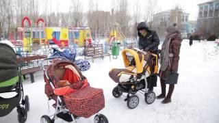 Тест драйв 5 детских колясок