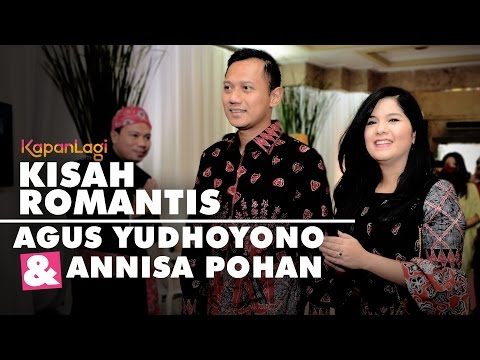 Q&A Annisa Pohan - Sisi Romantis Agus Yudhoyono #1