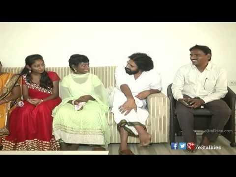 Power Star PawanKalyan Meets Srija/Sreeja  From Khammam  - E3Talkies