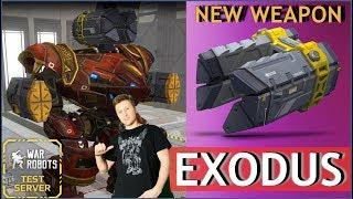 War Robots - Exodus на Inquisitor будет ТОП!!!