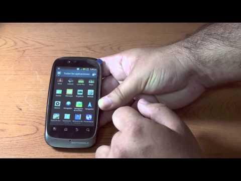 Motorola spice xt (xt-531) unboxing y completo análisis
