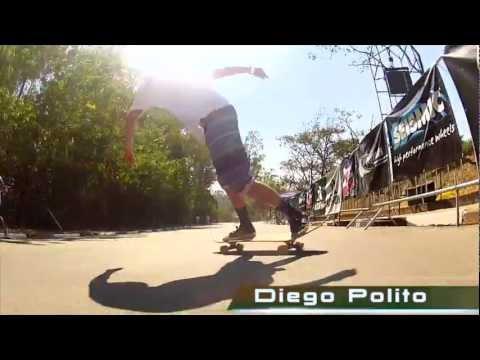Free Session Longboard - Aguas de Sao Pedro