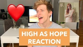 Download Lagu [REACTION] HIGH AS HOPE ALBUM | Florence + The Machine Gratis STAFABAND