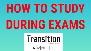How to study during exams II Study tips for exams I Motivational videos CBSE 2019 ICSE 2019 ISC 2019