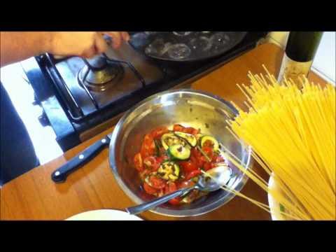 Spaghetti al Cartoccio by Benedetto Parodi