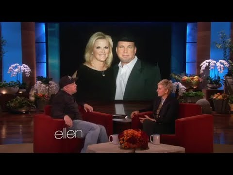 Garth Brooks On His Relationship With Trisha Yearwood On Ellen Show video