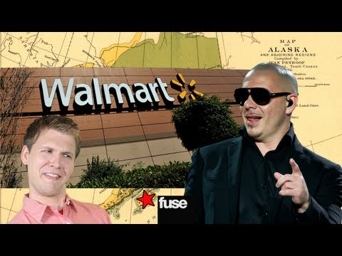Internet Sends Pitbull to Alaska