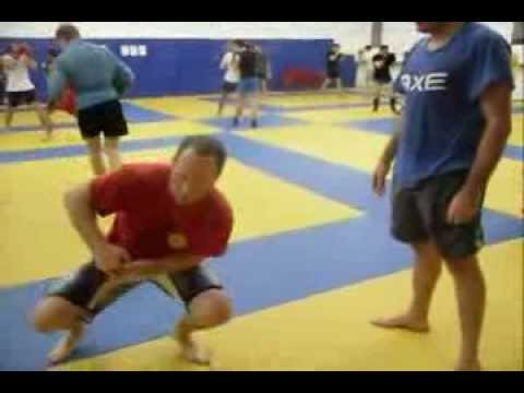 Combat Sambo - Class training - Awesome takedowns! Image 1