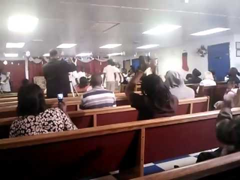 Haitian church playing 2chainz #2