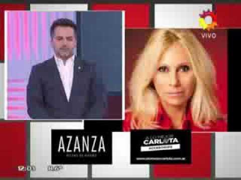 Terrible  pelea en vivo entre Analía Franchín y Ana Rosenfeld