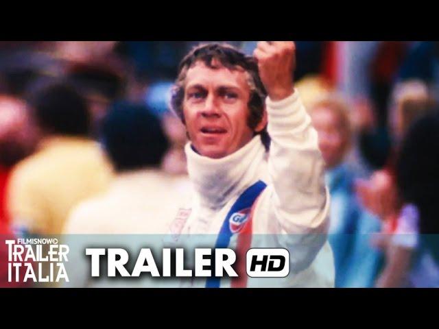 Steve McQueen - Una vita spericolata Trailer italiano ufficiale (2015) HD