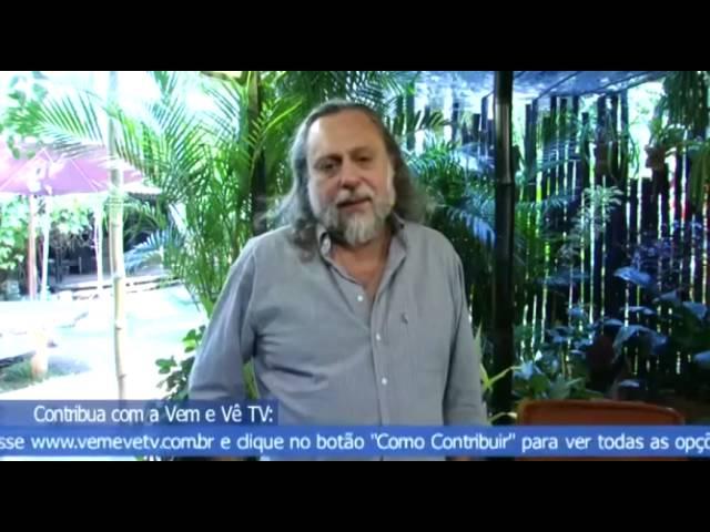 Caio fala sobre o preço que a Vem&Vê TV paga por não pregar o dízimo do devorador.