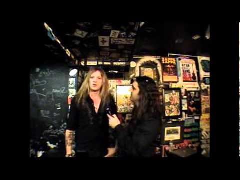 Interview with Sebastian Bach!