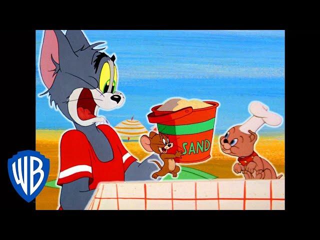 Tom et Jerry en Français | C'est L'été! | WB Kids thumbnail