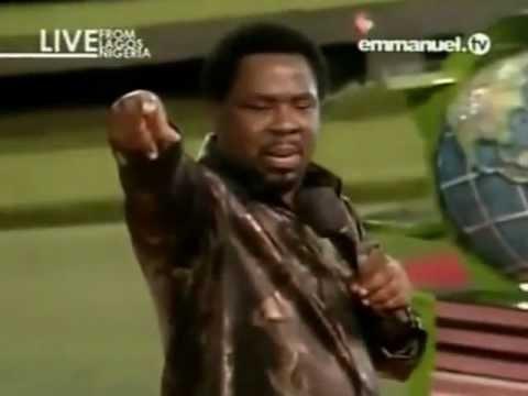 Tb Joshua. Prayer & Prophecy 01-04-2012 video