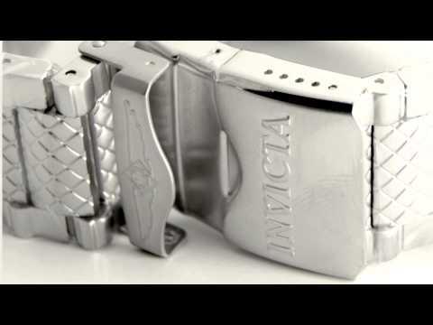 Invicta Watch Invicta Men's Swiss Subaqua NOMA III Chronograph 4573 - Video