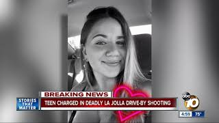 Teen charged with murder in La Jolla house party shooting