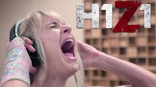 H1Z1 - Female Zombie Voice Acting